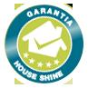 Selo de Garantia House Shine