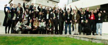 Pessoas presentes na Convenção Profissionais Limpeza