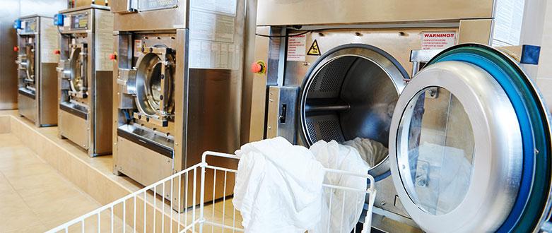 Lavandaria e Limpeza a Seco