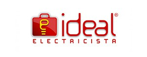 Parcerias House Shine, Ideal Eletricista, Logo Ideal Eletricista