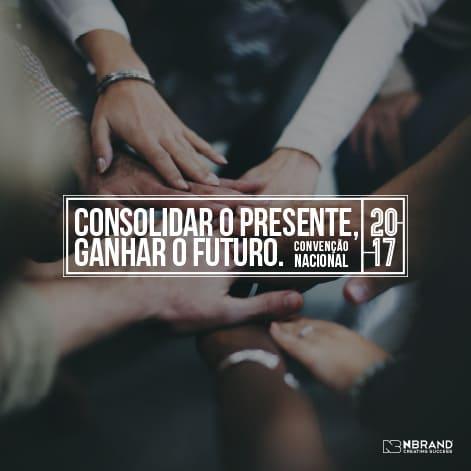 """Convenção NBRAND """"Consolidar o Presente, ganhar o Futuro!"""""""
