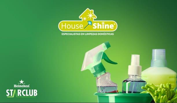 Produtos de Limpeza House Shine