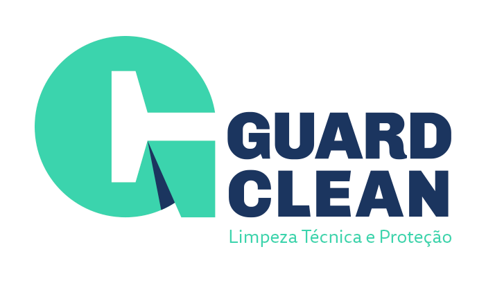 Parcerias House Shine, Guard Clean, Logo GuardClean