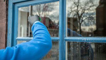 Limpeza de janelas House Shine