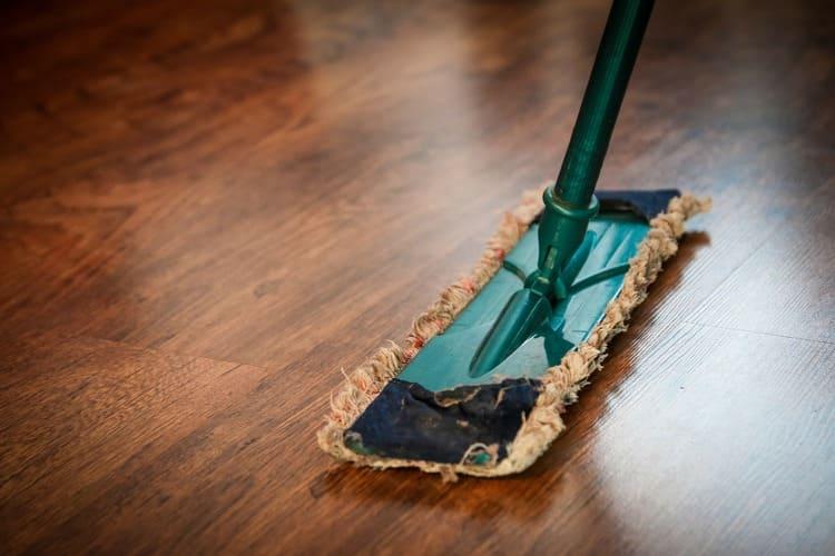 Limpar chão House Shine