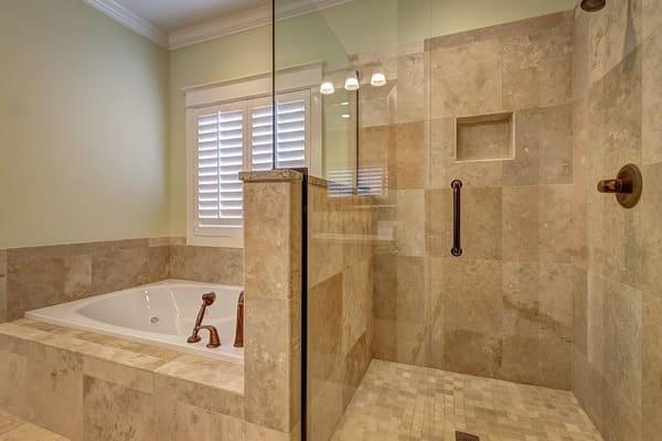 cabine duche e jacuzzi