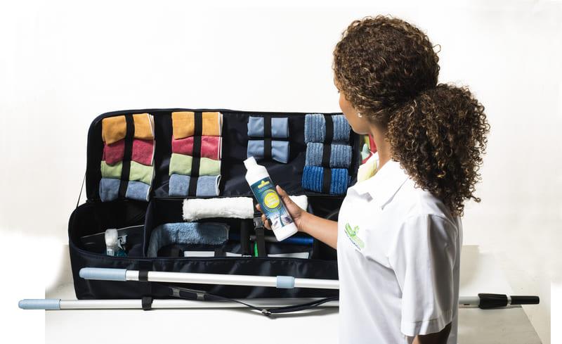 Qual a diferença entre a limpeza doméstica profissional e a limpeza doméstica?