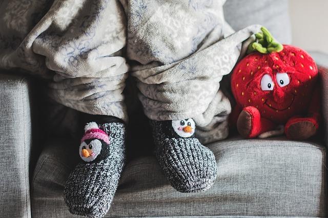5 Dicas para deixar a sua casa quente no inverno