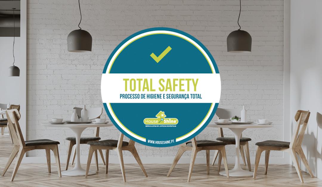 Processo de Higiene e Segurança Total