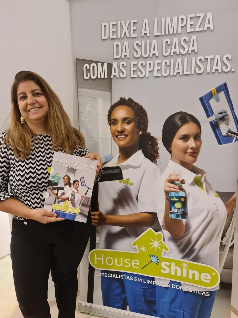 House Shine continua em expansão e abre nova unidade na Maia