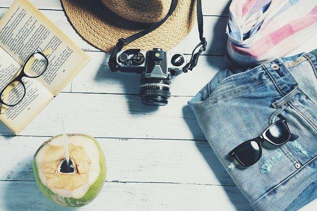 5 Dicas para ir de férias sem preocupações